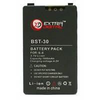 Аккумулятор Sony Ericsson BST-30 650 mAh K500i, T290i, Z500i. Батарея оригинальная. Гарантия: 1год.