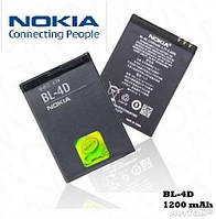 Аккумулятор Nokia BL-4D 1200 mAh для E5-00, E7-00, N8. Батарея оригинальная. Гарантия: 1год.