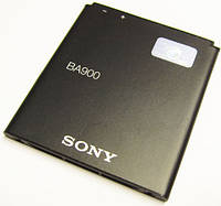 Аккумулятор Sony BA900 1700 mAh. Батарея оригинальная. Гарантия: 1год.