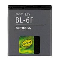 Аккумулятор Nokia BL-6F 1200 mAh N95, N78, N79 Yoobao. Батарея оригинальная. Гарантия: 1год.
