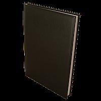 Ежедневник недатированный BASE A4, 288 стр. черный