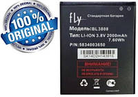 Аккумулятор Fly BL3808 2000 mAh для IQ456. Батарея оригинальная. Гарантия: 1год.