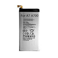 Аккумулятор Samsung EB-BA700ABE 2600 mAh A7. Батарея оригинальная. Гарантия: 1год.