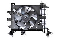 Вентилятор охлаждения радиатора 1.6 16v (4x4) 1.5dci e4 (32102) asam (производство ASAM-SA ), код запчасти: 32102