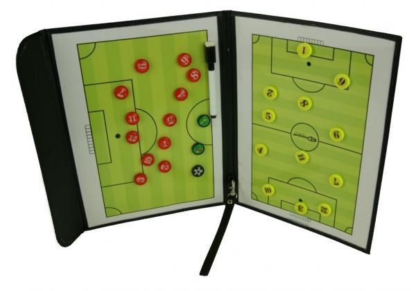 Планшет тактический футбол Europaw COACH BOARD