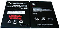 Аккумулятор Fly BL8004 2500 mAh IQ4503. Батарея оригинальная. Гарантия: 1год.
