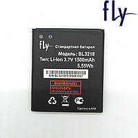 Аккумулятор Fly BL3218 1500 mAh IQ400w. Батарея оригинальная. Гарантия: 1год.