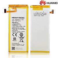 Аккумулятор Huawei HB444199EBC 2550 mAh для Honor 4C. Батарея оригинальная. Гарантия: 1год.