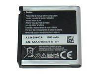 Аккумулятор Samsung AB563840CA 1000 mAh M8800, F490 Батарея оригинальная. Гарантия: 1год.