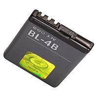 Аккумулятор Nokia BL-4B 700 mAh 2630, 2660, 2760 Батарея оригинальная. Гарантия: 1год.