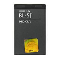Аккумулятор Nokia BL-5J 1320 mAh 5228, 5230, 5233 Батарея оригинальная. Гарантия: 1год.