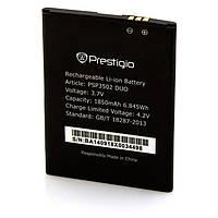 Аккумулятор Prestigio PSP3502 1850 mAh Батарея оригинальная. Гарантия: 1год.