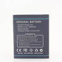 Аккумулятор Doogee DG750 2500 mAh Батарея оригинальная. Гарантия: 1год.