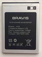 Аккумулятор Bravis Jazz 1100 mAh Батарея оригинальная. Гарантия: 1год.