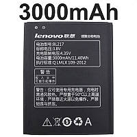 Аккумулятор Lenovo BL217 3000 mAh S930 Батарея оригинальная. Гарантия: 1год.