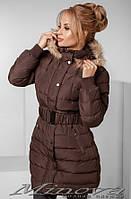 Куртка женская зима недорого в интернет-магазине Украина Россия ТМ Минова ( р. 42-46 )