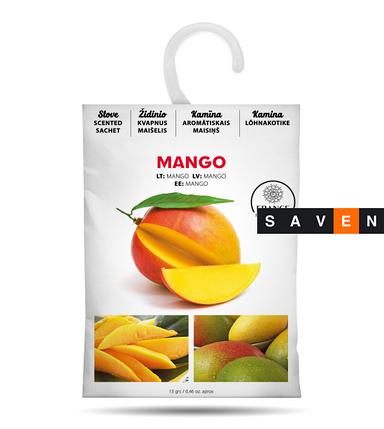 Ароматические саше HANSA Манго (доступно 6 разных ароматов) HANSA, фото 2