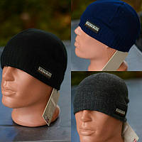 """Теплая шапка по доступной для Вас цене от бренда """"Napapijri"""""""