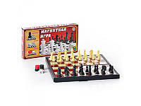 Шахи 9831S, гра 3 в 1, шахи, шашки, нарди.