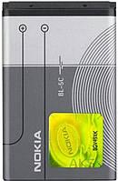 Аккумулятор Nokia BL-5C 1020 mAh Батарея оригинальная. Гарантия: 1год.