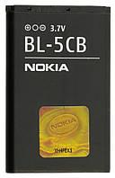 Аккумулятор Nokia BL-5CB 800 mAh Батарея оригинальная. Гарантия: 1год.