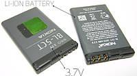 Аккумулятор Nokia BL-5CT 1050 mAh Батарея оригинальная. Гарантия: 1год.