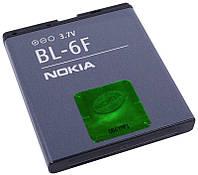 Аккумулятор Nokia BL-6F 1200 mAh Батарея оригинальная. Гарантия: 1год.