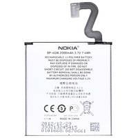 Аккумулятор Nokia BP-4GW 2000 mAh Lumia 625, 920 Батарея оригинальная. Гарантия: 1год.