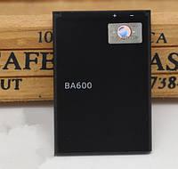 Аккумулятор Sony BA600 mAh Батарея оригинальная. Гарантия: 1год.