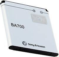 Аккумулятор Sony BA700 mAh Батарея оригинальная. Гарантия: 1год.