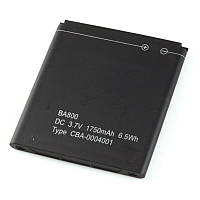 Аккумулятор Sony BA800 mAh Батарея оригинальная. Гарантия: 1год.