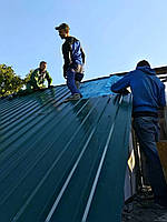 Ремонт дахів будинків