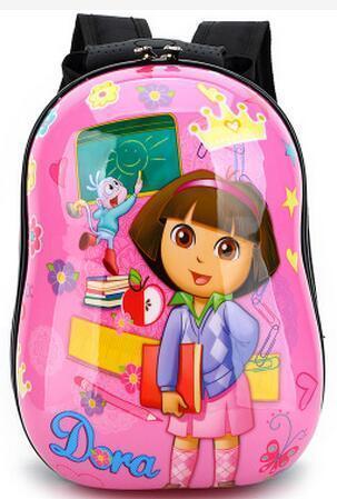 Детский пластиковый рюкзак Dora