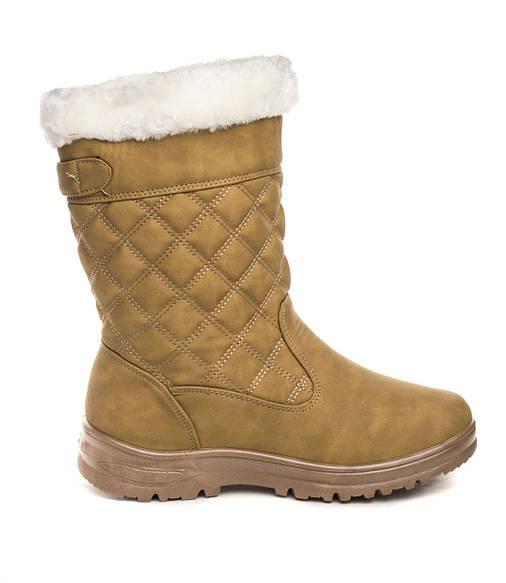 Ботинки женские Boots yellow 40, фото 2