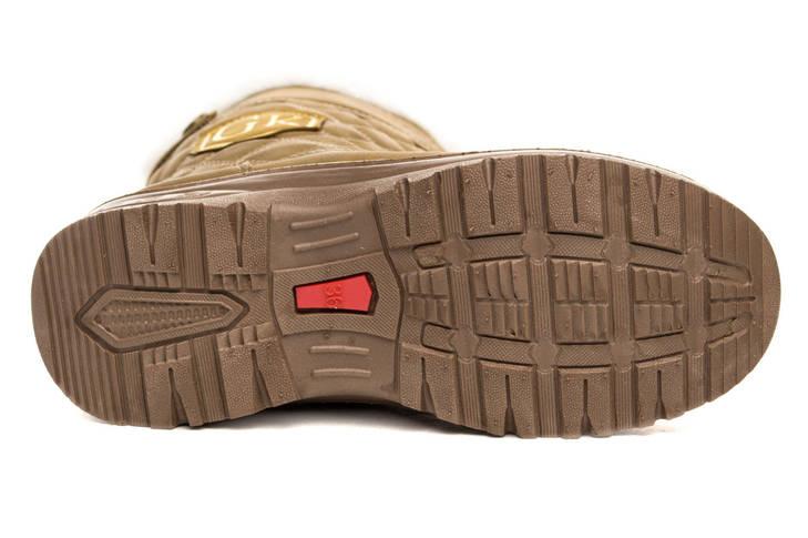 Ботинки женские Boots yellow 40, фото 3