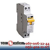 Автоматический выключатель дифф. тока IEK АВДТ32М