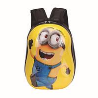 Детский пластиковый рюкзак Миньен 2