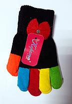 Перчатки для девочек Бантики 5266(2-4) Корона Украина