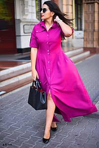 Платье длинное женское д 311 гл