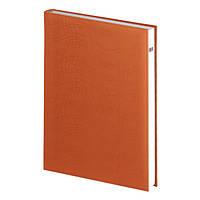Ежедневник, А5, недатированный, Агенда Wave, оранжевый, Brunnen, 737967640
