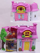 Ляльковий будинок Baby Tilly в сумочці
