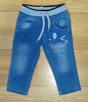 Демисезонные джинсы для мальчика (на 2, 3, 4, 5 лет)