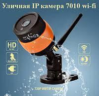 Камера настенная потолочная уличная 7010 2in1 WIFI ip 1mp.