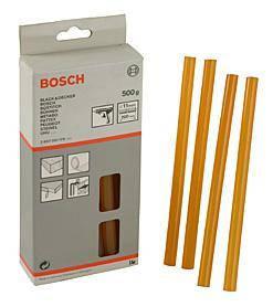Клеевые стержни Bosch 200мм 500г (желтый) (2607001176), фото 2