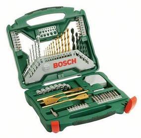 Набор насадок Bosch X-LINE-Ti 70 шт (2607019329)