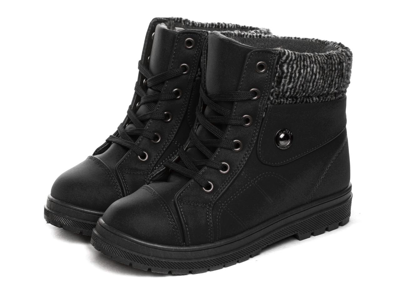 Ботинки женские Tree black 37