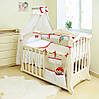 Детская постель Twins Premium P-021 Starlet