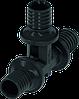 Тройник равнопроходный TECEflex PPSU Ø 25 х 25 х 25