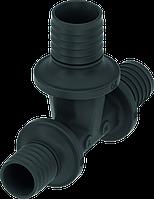 Трійник редукційний TECEflex PPSU Ø 25 х 16 х 25