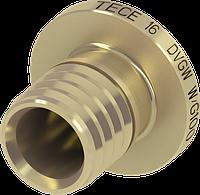 Заглушка латунная TECEflex Ø 20